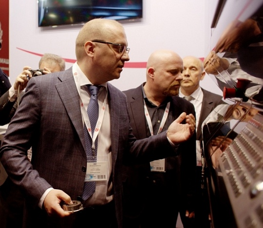 Laser Systems took part in METALLOOBRABOTKA 2019 exhibition